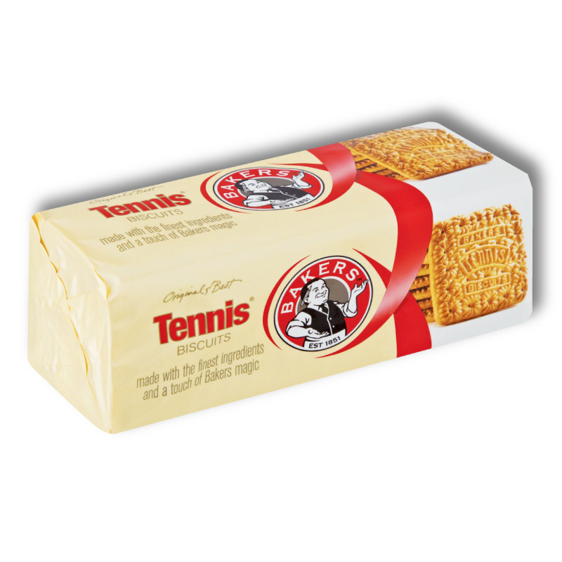 Bakers Tennis Biscuits 200g Exclusively Food